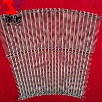 不锈钢螺旋网带面包冷却塔用输送 山东锦源专业生产机械网带网链