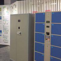 电子储物柜 指静脉识别智能存包柜 超市智能存储柜 指静脉识别认证仪