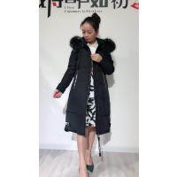 南宁艾薇萱 时尚潮流女装 大码羽绒服 棉衣 品牌折扣批发 女装厂家货源低价出售