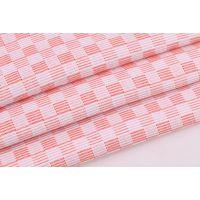 上海新品格子面料F06285布衣纺面料