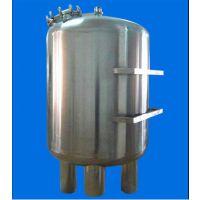 温泉水处理耐高温设备 恒温不锈钢除铁除锰过滤器厂家直销