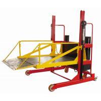 济南厂家直销1吨 2吨电动液压升降移动式装卸平台