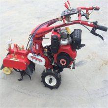 圣鲁马铃薯种植埋土机 自走式开沟培土机 大马力柴油管理机