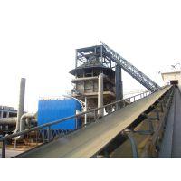 原煤、沙场用橡胶输送机设备 耐热性皮带输送机