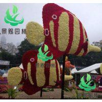 动物仿真绿雕造型 成都仿真绿雕定制厂家 自产自销