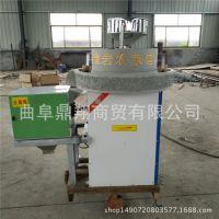 专业生产面粉电动石磨 小麦石磨机 玉米高粱大产量面粉石磨
