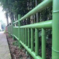 源头厂家直销 混凝土仿木栏杆价格低 仿木水泥护栏图片