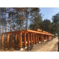 木结构工厂预制化加工生产,木结构工厂预制化设计,融嘉供