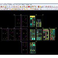CDM吸塑门自动优化排版软件、Alphacam、模压门自动排版软件