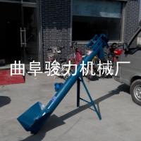 化工染料上料机 骏力牌 移动式粉末上料机 工厂畅销 自动上料螺旋输送机