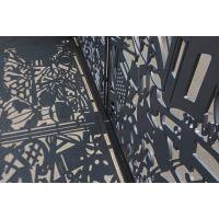 厂家供应雕花铝板 艺术镂空铝板