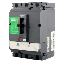 施耐德LV516463塑壳断路器 CVS160N 160A 3P手动固定式保护断路器