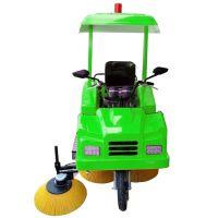 小型扫地车 驾驶式清扫车 电动扫地车D1550 利易洁清扫机