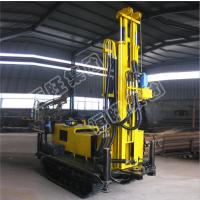 济宁恒旺HQZ-150L履带式气动钻机 气动水井钻机