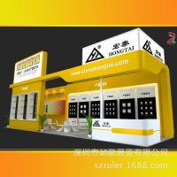 香港展览制作搭建工厂展位装修会展展会布置装修工厂