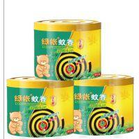 安徽1.18桶装蚊香厂家绿帐桶装蚊香批发价格