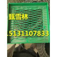 兰州PVC涂塑钢板网护栏 重型钢板网规格 厂家定制