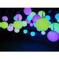 厂家直销 虹美 婚庆浪漫灯光 照明灯光 彩球 吊球 悬在空中灯光