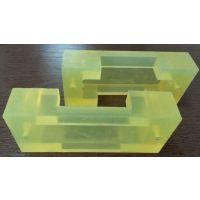 翼诺加工定制聚氨酯橡胶弹性套联轴器缓冲垫柱减震套垫圈缓冲垫