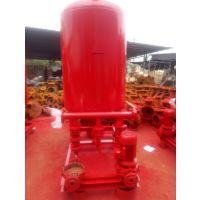 厂家直销XBD8/50-G-L喷淋泵Q=50L/S H=80m消防泵控制柜 3CF认证