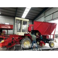 厂家加工定制多型号玉米秸秆靑储机、拖垃悬挂式青贮机收割机 铡草机