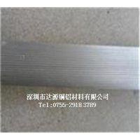 6060直纹拉花铝棒、斜纹拉花铝棒、丝牙棒规格齐全