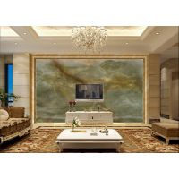 佛山彩虹石品牌 微晶石艺术瓷砖背景墙 文化石背景墙砖 欧式装饰画