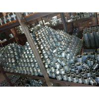 通易专业生产碳钢镀锌高压由任、活接头制作标准 高压气体灭火管件价 格