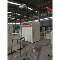 定制工业除尘设备脉冲布袋仓顶除尘器24、36、48、64袋除尘器设备
