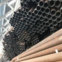 供应包钢20#无缝钢管 小口径无缝管价格优惠 108*4.5厚壁钢管现货