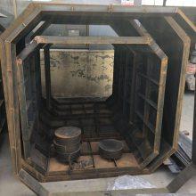 水泥化粪池模具,方形八角4吨左右,价格低于历史