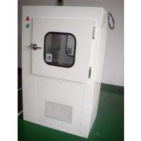 风淋传递窗,电子互锁,外冷轧板喷塑,内胆不锈钢 禄米科技
