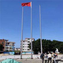 耀恒 上海星级酒店旗杆厂家 商场 广场不锈钢旗杆 安装价格