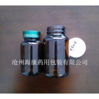 沧州海康生产药用玻璃瓶,药用口服液瓶,现货销售,供货量大