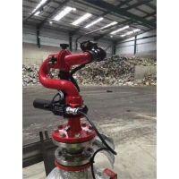 盛鑫电控消防炮固定式消防水炮远程遥控灭火装置