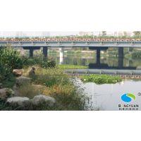 水环境综合治理修复水体生态系统平衡为主