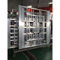 广东广州德普龙喷涂铝合金窗花定制欢迎选购