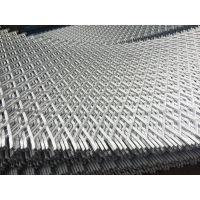 冲压钢板网 轻重型菱形钢板网生产厂家