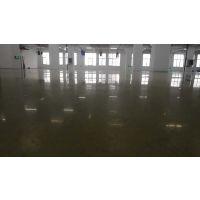 深圳龙华混凝土地面起灰解决办法-厂房地面起尘处理