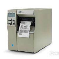 厂家直供河南制造业专用标签打印机斑马105SL卷筒不干胶标签机