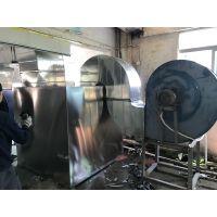 长安电子厂风机排风设备专业安装找旭永