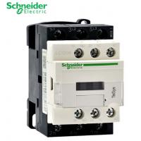 施耐德国产LC1D系列三极交流接触器9A 220V 50/60Hz LC1D09M7C