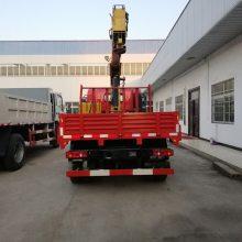 6.3吨随车吊,自卸车随车吊后八轮