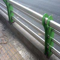 生产304不锈钢护栏 河道护栏-安平县优盾金属丝网厂家