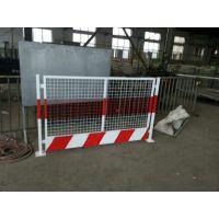 厂家直销 基坑临边安全防护栏 建筑楼层铁丝网隔离栏 基坑围栏