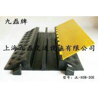 橡胶护线槽生产厂家_橡胶护线槽规格型号_橡胶护线槽批发价格_二槽橡胶护线槽