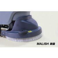 青岛高美洗地机仓库洗地机扫地机吸尘器除尘设备
