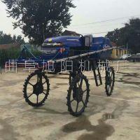 推荐现代化农业植保机械 乘坐式大型喷杆喷雾器四驱自走杀虫打药车