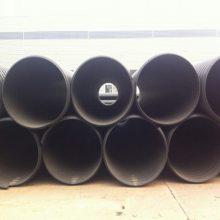 HDPE钢带增强螺旋波纹管市场价格