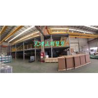 抚顺钢结构平台 阁楼货架 重型货架组合 小仓库专用架
